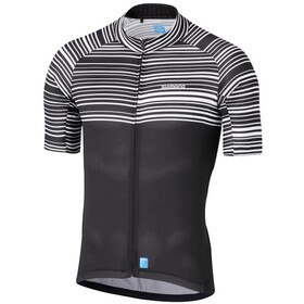 Shimano Climbers Maillot Manches courtes Homme, black